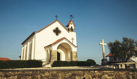Shrine of Our Lady of Ortiga, fÁTIMA