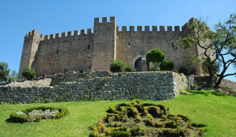 Castle of Pombal