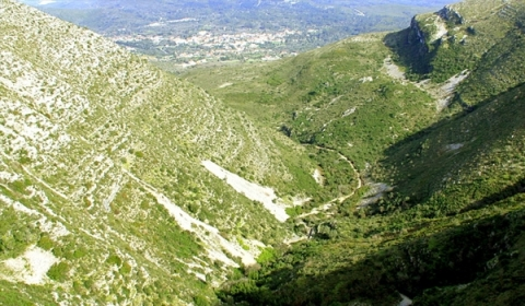 PNSAC - Natural Park of  Serra de Aire and Candeeiros