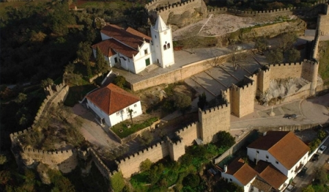 Castle of  Penela