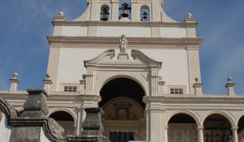 Shrine of our lady of the encarnation, LEIRIA