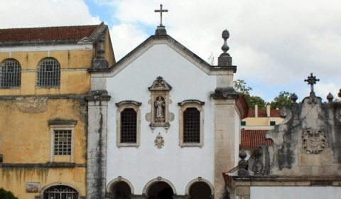 San Francisco´s church, Leiria