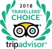 TripAdvisor - Travellers choice - 2018